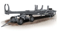 """""""Special Armour"""" Series: Meillerwagen V2 Missile Transporter 1/72 Special Hobby"""