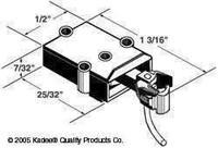 Coupler w/Plastic Gear Box O Kadee