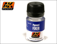 Pigment Fixer 35ml Bottle AK Interactive