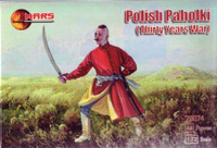Thirty Years War Polish Paholki (48) 1/72 Mars Figures