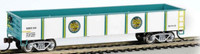 Ringling Bros. & Barnum & Bailey 40' Gondola Car #120 HO Bachmann Trains