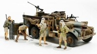 British LRDG Command Car, North Africa 1/35 Tamiya