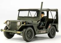 US M151A1 Utility Truck, Vietnam War 1/35 Tamiya