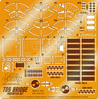 Star Trek TOS Bridge Photoetch Set for AMT 1/32 Paragrafix