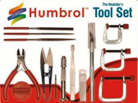 Modeller's Tool Set & Accessories Humbrol