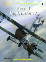 Aircraft of the Aces: Aces of Jagdstaffel 17 Osprey Books