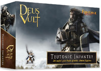 Teutonic Infantry Fireforge Games