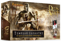 Templar Infantry Fireforge Games