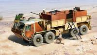 HEMTT US Army Gun Truck 1/35 Italeri