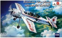 Su-29 Russian 2-Seater Aerobatic Aircraft 1/72 A-Model