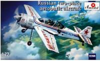 Su-29 Russian 2-Seater Aerobatic Aircraft 1/72 A-Model