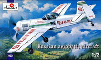 Su-31 Russian Aerobatic Aircraft 1/72 A-Model
