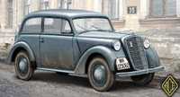 Olympia Model 1937 Saloon Staff Car 1/72 Ace Models