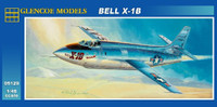 Bell X1B Rocket Plane 1/48 Glencoe