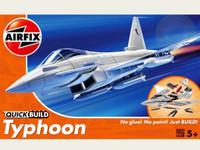 Typhoon Fighter Snap Kit Airfix