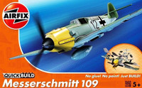 Messerschmitt Bf109 Fighter Snap Kit Airfix