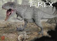 T-Rex Dinosaur (New Tool) 1/24 Pegasus