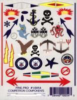 Anchors Weigh USN, Sealife, ect Decals Pine-Pro