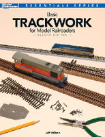 Basic Trackwork for Model Railroaders (2nd Edition) Book
