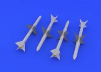 AIM-7E Sparrow (4) 1/72 Eduard