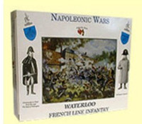 Napoleonic Wars: French Line Infantry (16) 1/32 Call to Arms