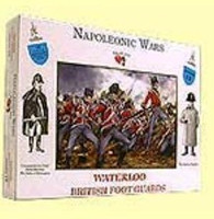 Napoleonic Wars: British Foot Guards (16) 1/32 Call to Arms