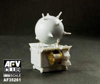 WWII German EMC Naval Mines 1/35 AFV Club