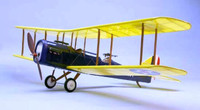 "DH4 Wooden Aircraft Kit (35"") Dumas"