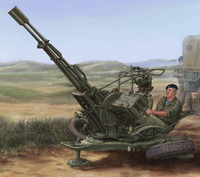 Russian ZE-23-2 Anti-Aircraft Gun 1/35 Trumpeter