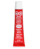 Glue for Plastic Models Testors - 5/8 oz. Tube