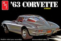 1963 Chevy Corvette 1/25 AMT