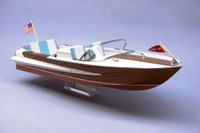 "30"" 1941 Chris Craft Racing 20' Super Sport Boat 1/8 Dumas"