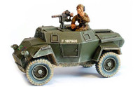 WWII Bolt Action Series: Humber Scout Car w/Brigadier J.O.E. Vandeleur Figure 1/56 Warlord Games