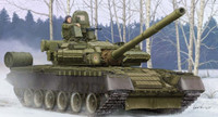 Russian T-80BV Main Battle Tank 1/35 Trumpeter