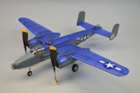 "USMC PBJ1J (B25J) Rubber-Powered Aircraft (30"" Wingspan) Dumas"
