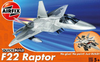 F22 Raptor Fighter (Snap) Airfix