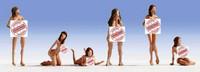 Nude Female Models (6) HO Noch