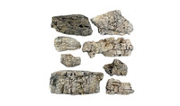 Ready Rocks- Faceted Rocks Woodland Scenics