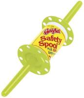 Fluorescent Safety Spool w/500' White Super Twine Gayla