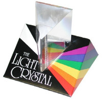 Prism: The Original Light Reflecting Crystal Tedco