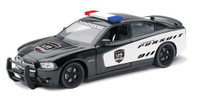 Dodge Charger Pursuit Police Car 1/24 New Ray