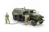 US 2.5-Ton 6x6 Airfield Fuel Truck 1/48 Tamiya