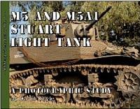 Military Tech Armor #1: M5 & M5A1 Stuart Light Tank Military Tech Books