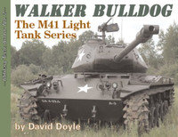 Military Tech Armor #2: Walker Bulldog M41 Light Tank Military Tech Books