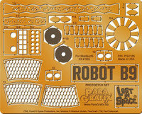 LiS: Robot B9 Photo-Etch Detail Set for MOE 1/6 Paragrafix