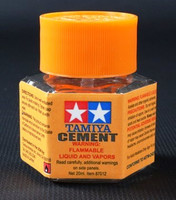 Plastic Cement (20ml Bottle) Tamiya