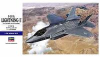 F-35A Lightning II USAF Tactical Fighter 1/72 Hasegawa