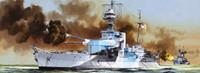 HMS Roberts British Monitor 1/350 Trumpeter