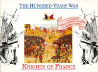 1400AD: French Knights (35 w/6 Horses) 1/72 Accurate Figures