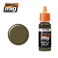 RAL 7028 Dunkelgelb (Mid War) Acrylic Paint Ammo of Mig Jimenez